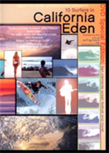 10 Surfers in California Eden