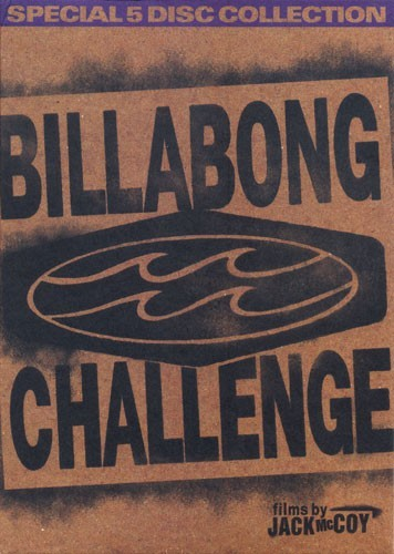 The Billabong Challenge (5 DVDs)