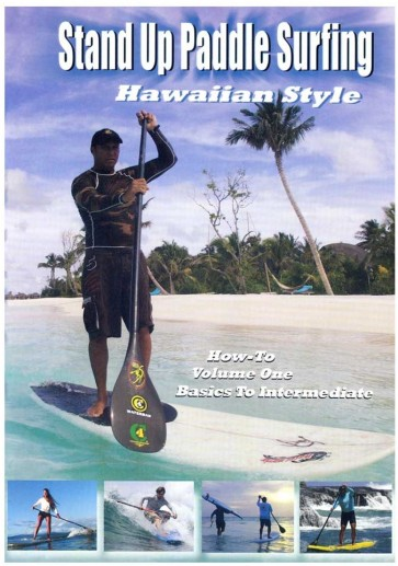 Stand Up Paddle Surfing Hawaiian Style