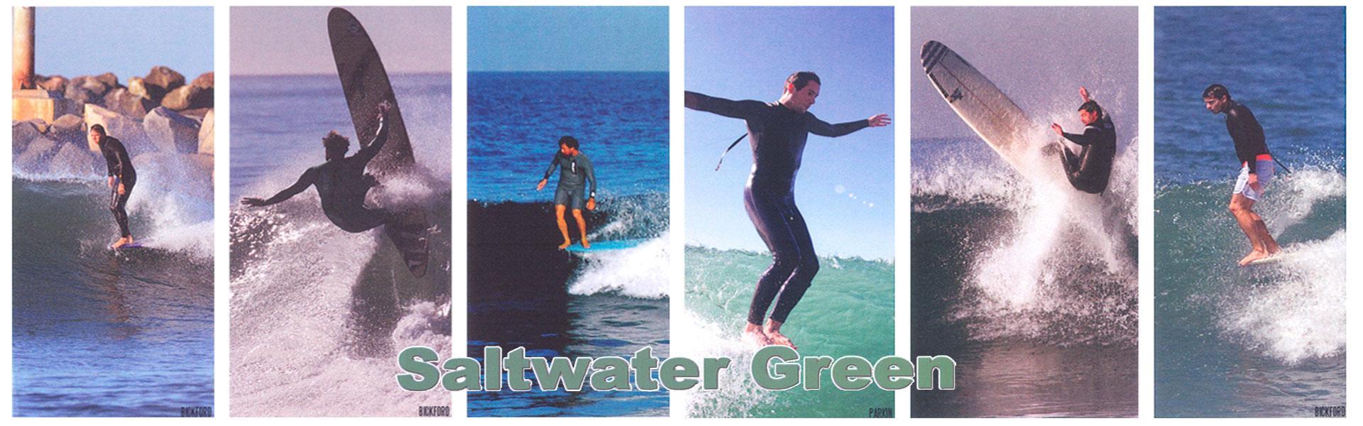 Saltwater Green